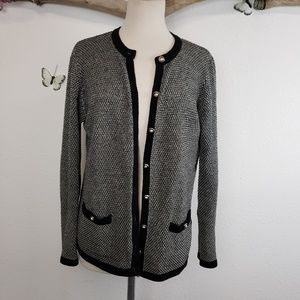 Mark's & Spencer pure new wool cardigan